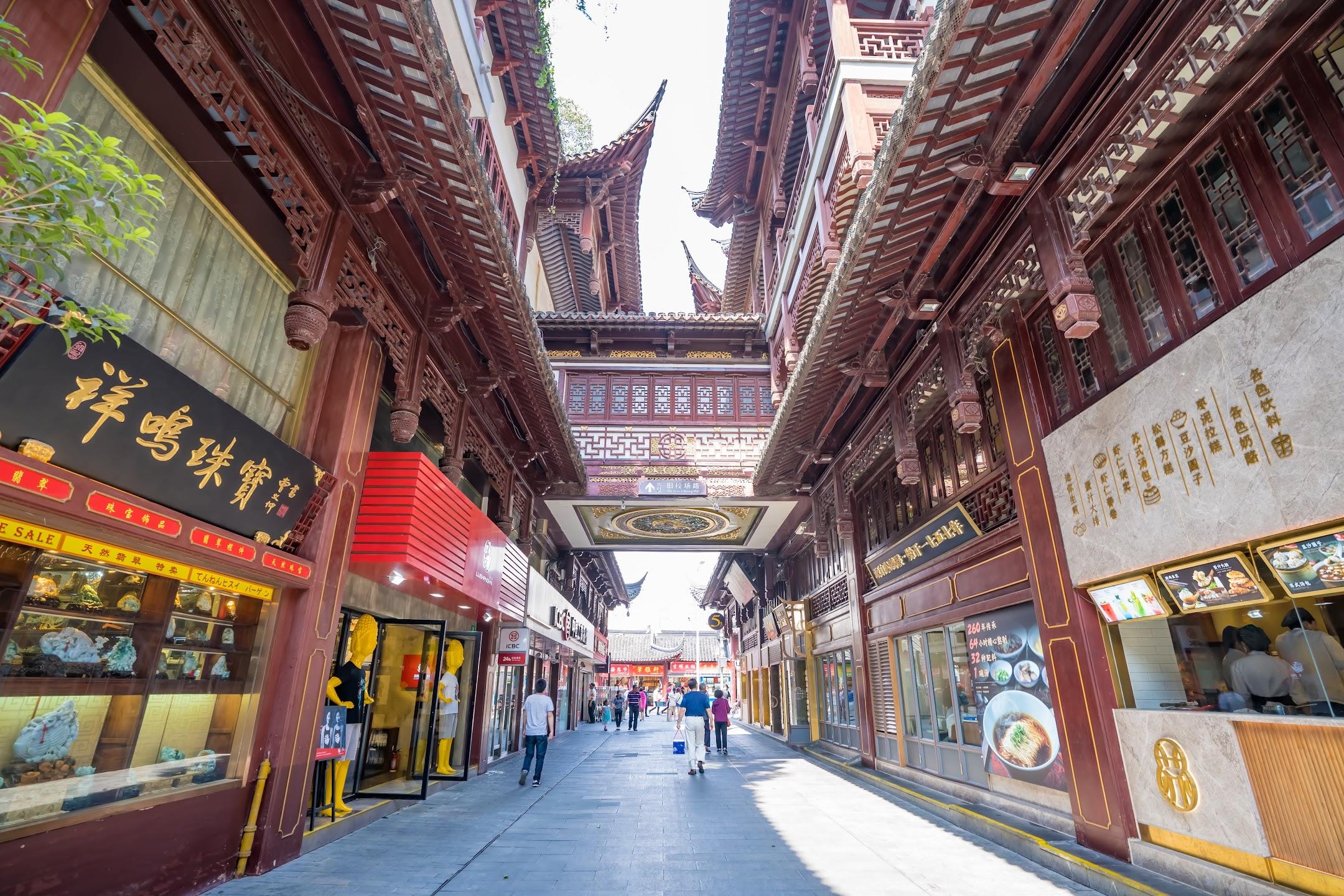 上海 豫園商城3