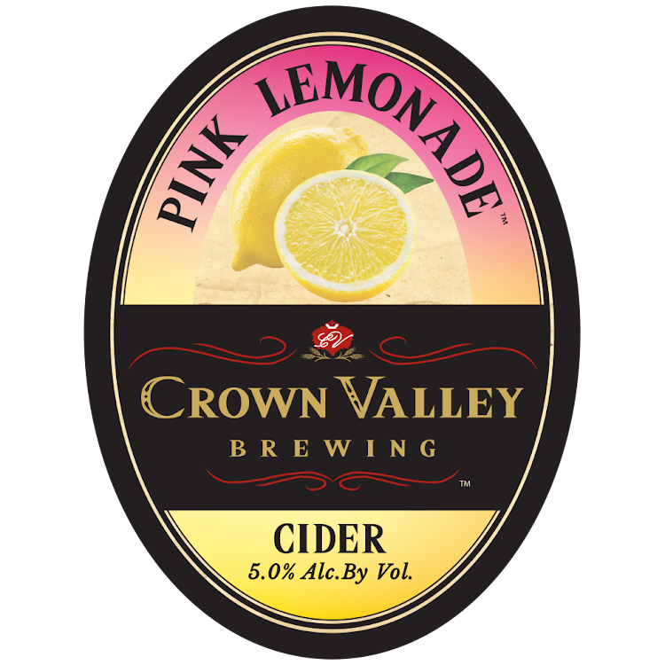 Logo of Crown Valley Pink Lemonade Cider