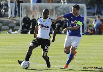 Mujangi Bia revient sur son licenciement au Sporting Lokeren