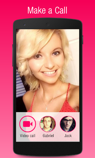 Random Hot Girls Video Chat Advice App 2.0.0 screenshots 1