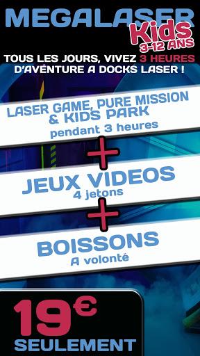 docks laser megalaser
