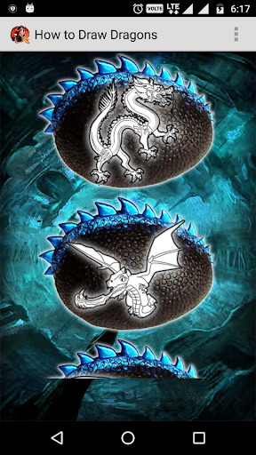 玩免費遊戲APP|下載How to Draw Dragons app不用錢|硬是要APP