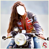 Women Moto Photo Suit