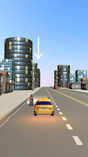 Code Triche Taxi Go - Crazy Driving 3D APK MOD (Astuce) screenshots 3