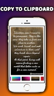 Moving On Quotes about Life - náhled
