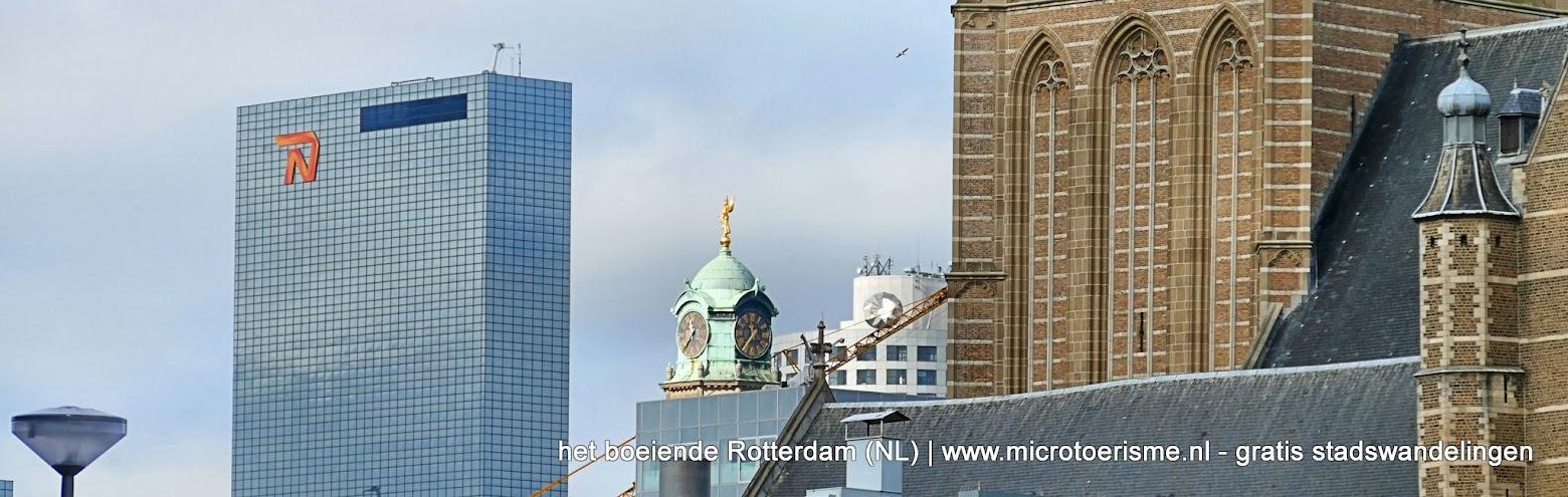 Aangeboden door: Stichting Microtoerisme InZicht Fotoblog Rotterdam Hoogbouw Delftse Poort Nationale Nederlanden Bonnema