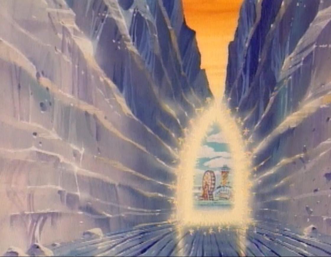 The portal home
