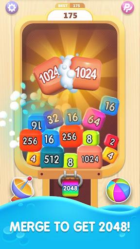 2048 Merge Blocks screenshots 2