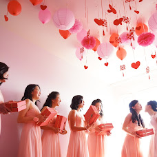 Wedding photographer Mi Soo (misoo). Photo of 06.10.2018