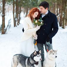 Wedding photographer Evgeniya Klimova (Klimovafoto). Photo of 18.02.2016