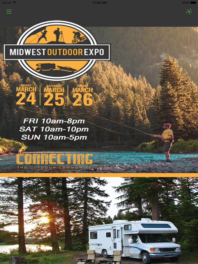 Midwest Outdoor Expo- screenshot