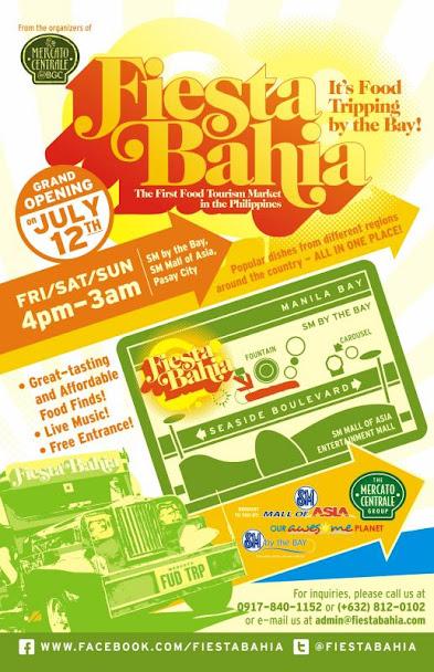Fiesta Bahia poster