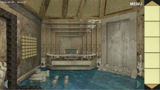 Underwater Palace Escape screenshot 3