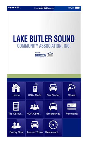 Lake Butler HOA