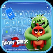 Angry Birds 2 Bomb Keyboard Theme