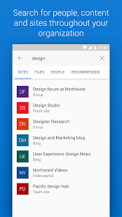 Microsoft SharePoint- screenshot thumbnail