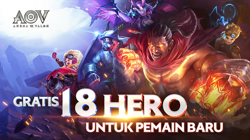 Garena AOV - Arena of Valor: Action MOBA  gameplay | by HackJr.Pw 1