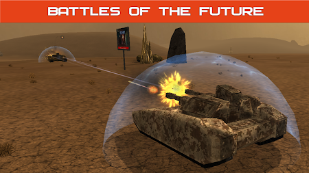 Tank Combat : Future Battles 1.6 screenshot 2092213