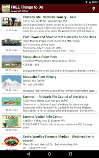 Seattle's Wines, Whiskeys, & Craft Beers- screenshot thumbnail