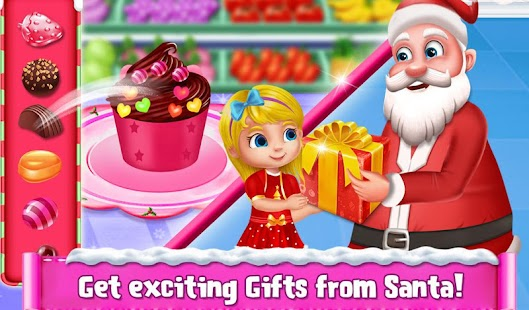 My Little Santa's Supermarket- screenshot thumbnail