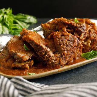 Italian Pot Roast (Stracotto)