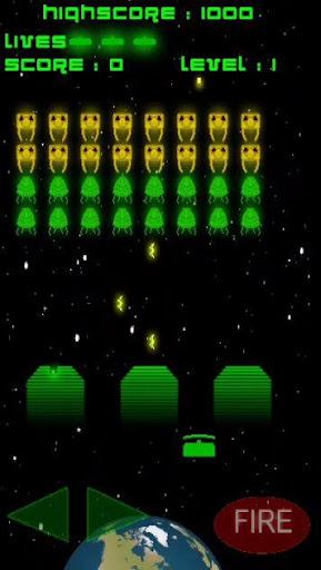 Invaders - Retro Arcade Space Shooter  screenshots EasyGameCheats.pro 1