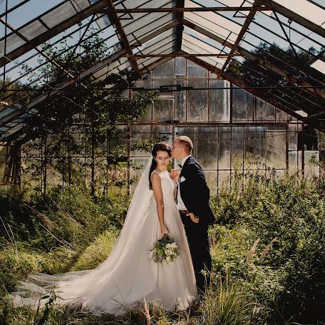 Wedding photographer Karina Skupień (karinaskupien). Photo of 06.10.2017