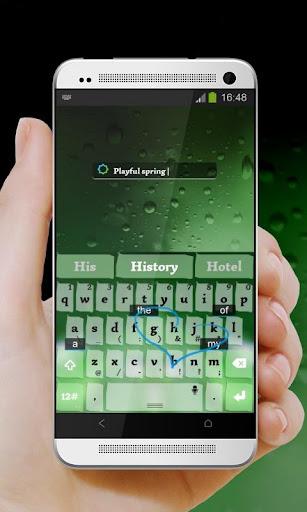 好玩的春天 TouchPal 議題|玩個人化App免費|玩APPs