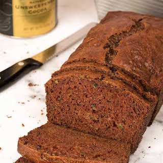 Chocolate Zucchini Bread.
