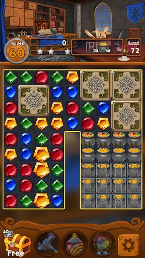 Jewels Magic Kingdom: Match-3 puzzle 1.3.12 screenshots 13