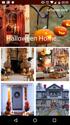 玩免費遊戲APP|下載DIY Halloween Decorations app不用錢|硬是要APP