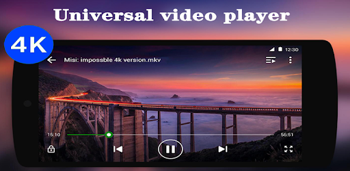 Video Player HD [paid version without ads] is a clean version