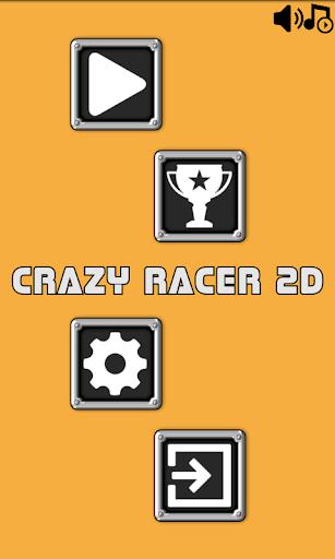 Crazy Racer 2D