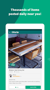 OfferUp - Buy. Sell. Offer Up APK screenshot thumbnail 10