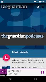 uPod Podcast Player Screenshot 6