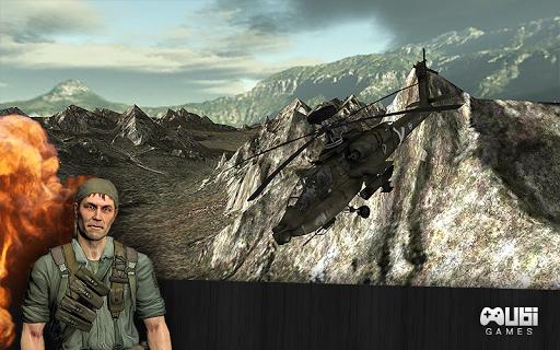 武裝直升機3D