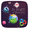 Planet GO Launcher Theme icon