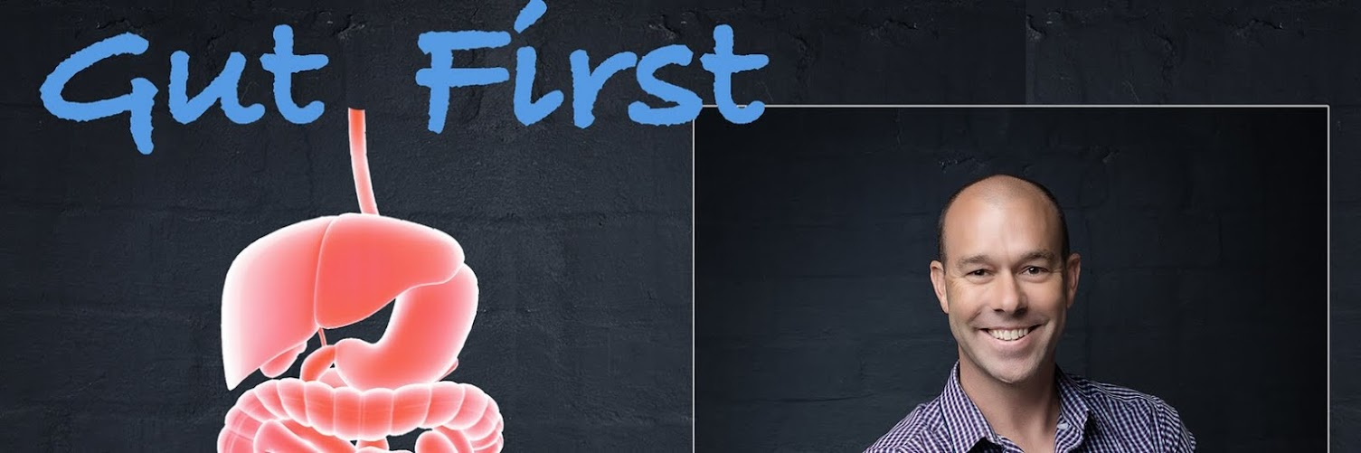 Gut First with Damian Kristof