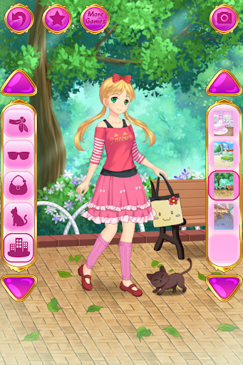 Anime Dress Up - Games For Girls 1.1.6 screenshots hack proof 2