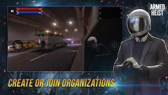 Armed Heist: TPS 3D Sniper shooting gun games Mod 1.1.30 Apk [Unlimited Money] 3