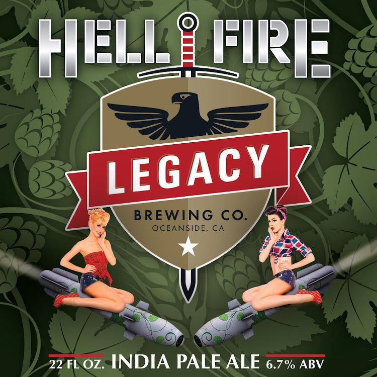 Logo of Hellfire IPA