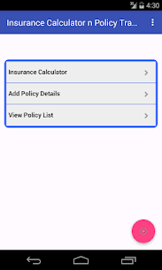 Insurance Calculator n Policy Apk  Download For Android 2
