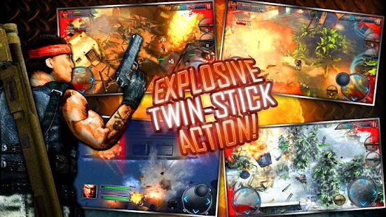 Assault Commando 2 Imagen do Jogo