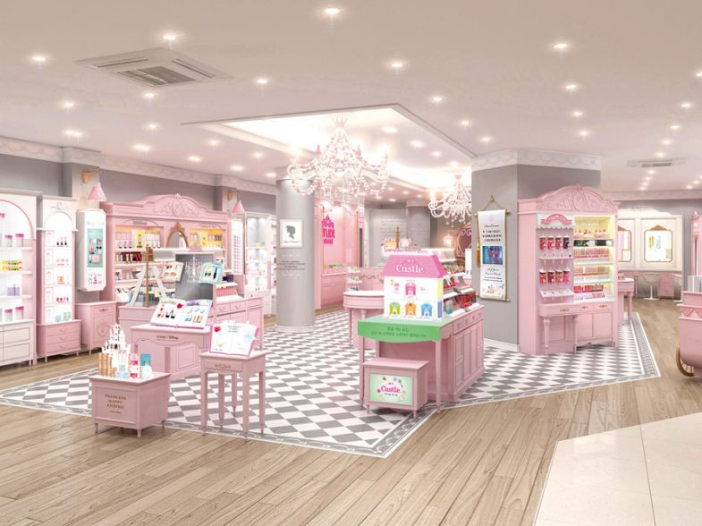 Etude House opens its largest flagship store in the world