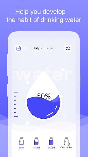 WaterClock screenshot 2