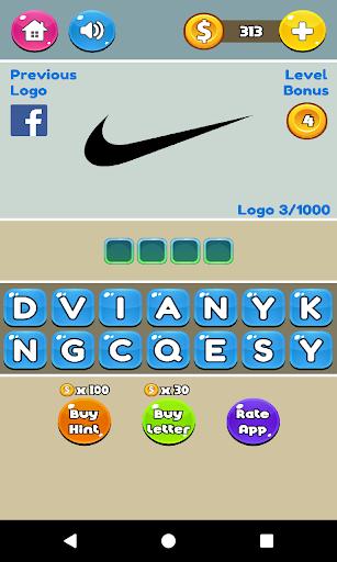 Logo Quiz - Fun Quizzes 3.4 screenshots 5