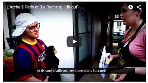 L'Arche à Paris et La Ruche qui dit oui