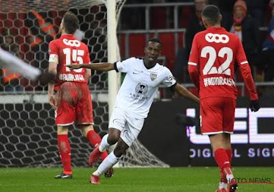 Mamadou Koné va faire son retour à l'AS Eupen !