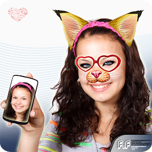 Funny Face effects Stickers