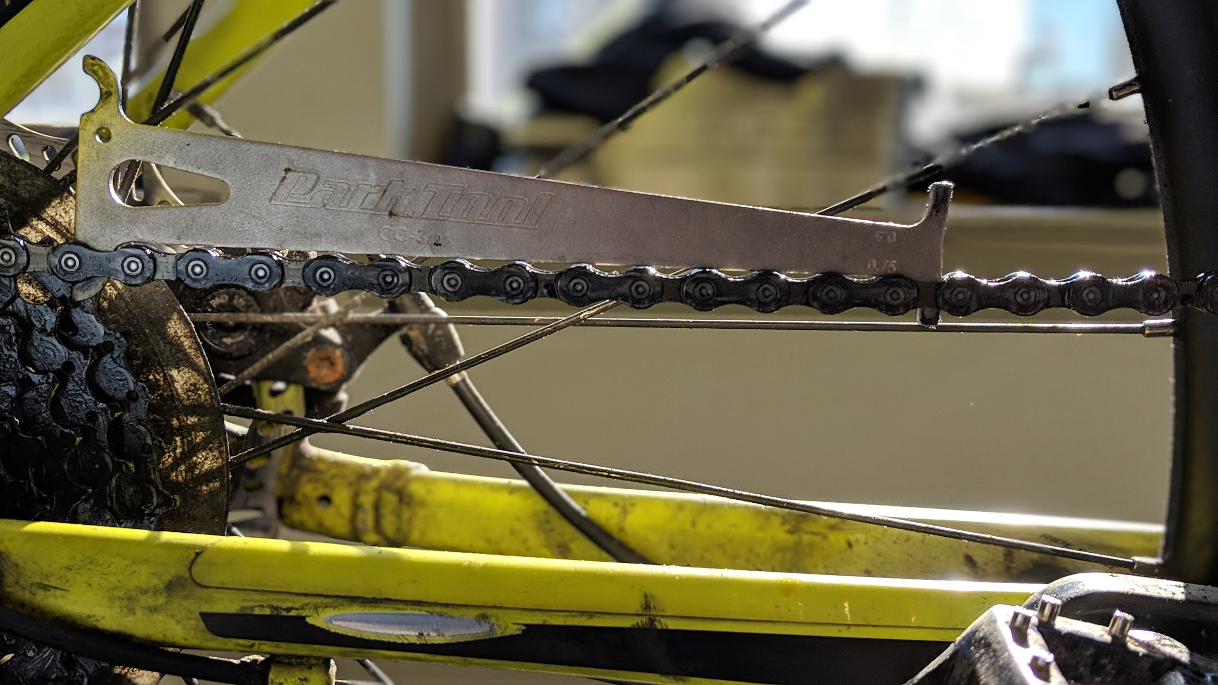 Chain checker